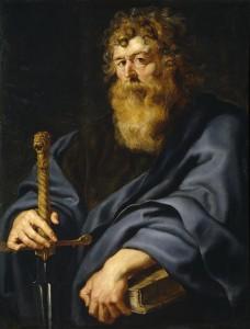 Święty Paweł, P. P. Rubens